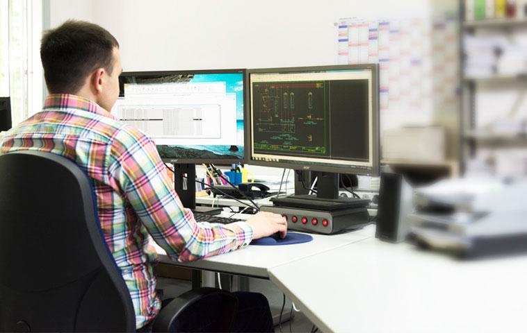 JOKIEL-Mitarbeiter: Beratung und Planung