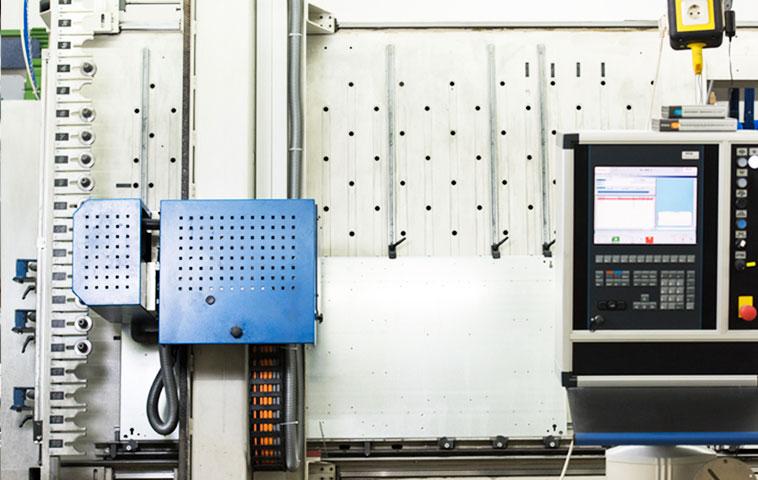 Full-Service Dienstleister: CNC Blechbearbeitung Perforex