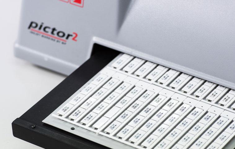 Full-Service Dienstleister: Ink-Jet Beschriftungsdrucker